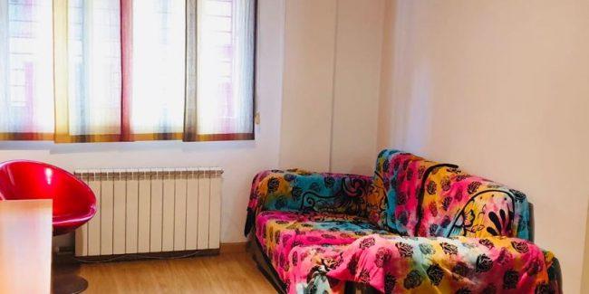 Piso Av Generalitat sala de estar