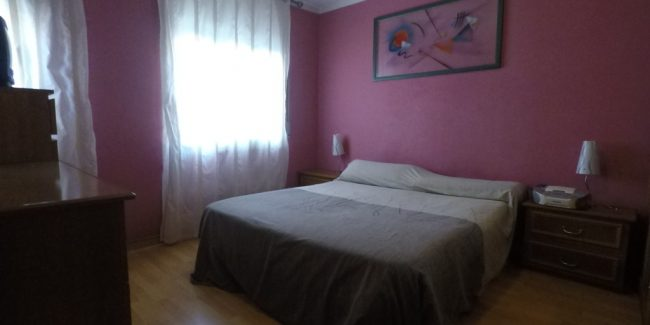 Piso Can Peixauet Dormitorio