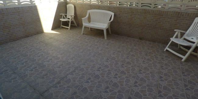 Piso Santa Coloma Can Peixauet Terraza