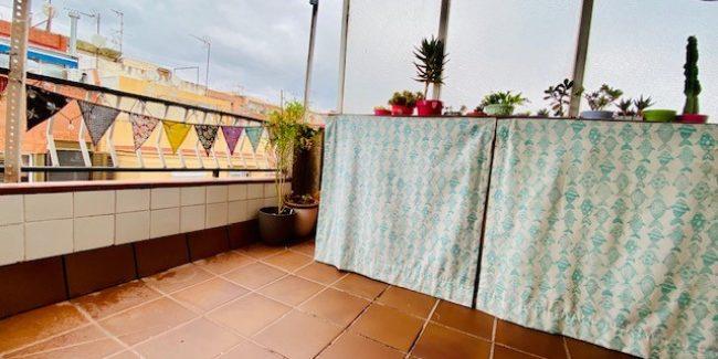 Zona Centro - Avda Santa Coloma terraza