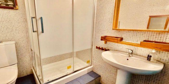 Piso Rambla Poblenou baño