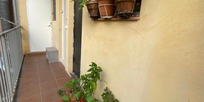 Piso Rambla Poblenou entrada exterior