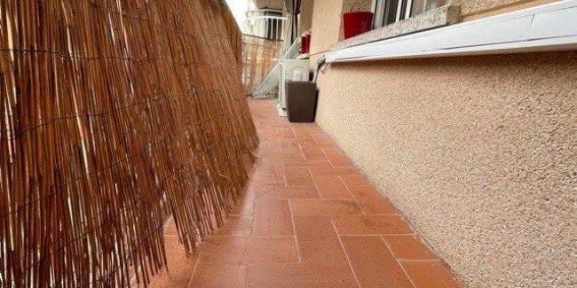 Piso Santa Coloma Zona Montigala balcón