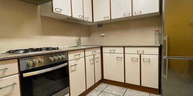 Piso Santa Coloma Zona Montigala cocina