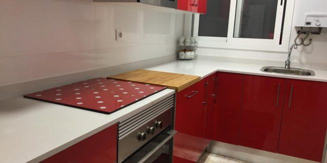 Piso Zona Avda Francesc Macia cocina